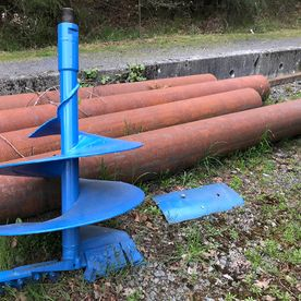 drilling pipes and equipment